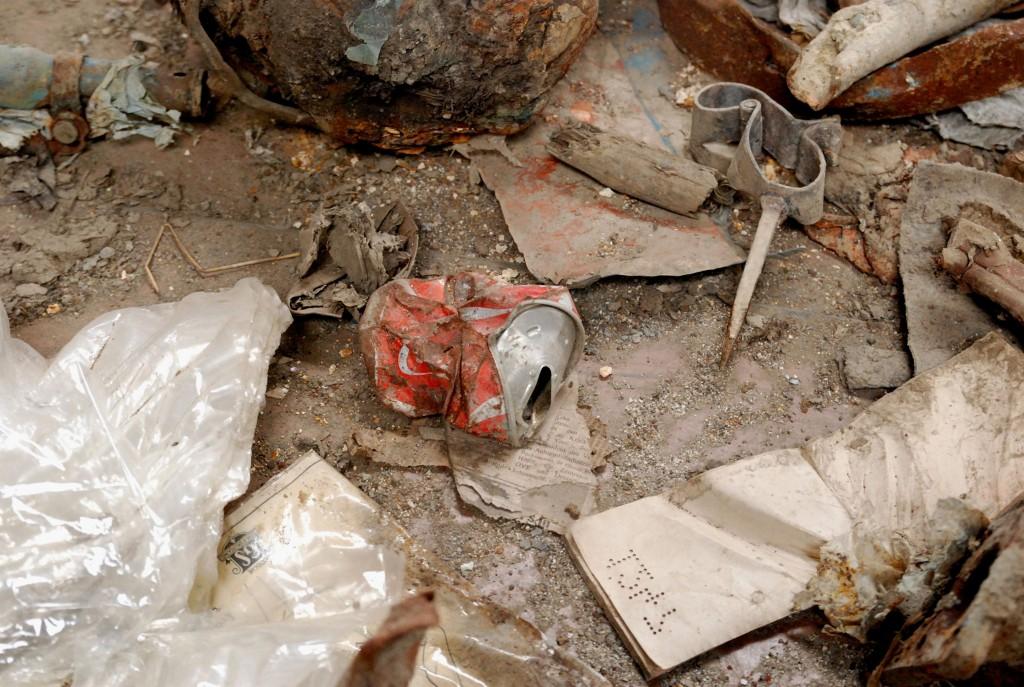 Der Schatz im Müll