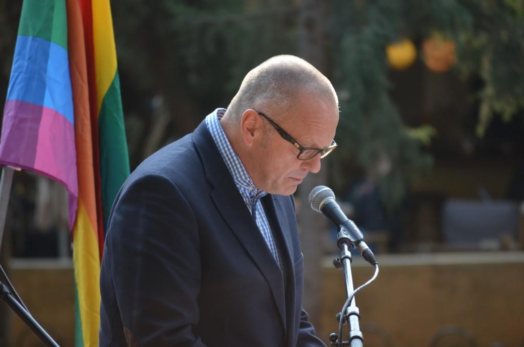Andreas Michaelis, deutscher Botschafter