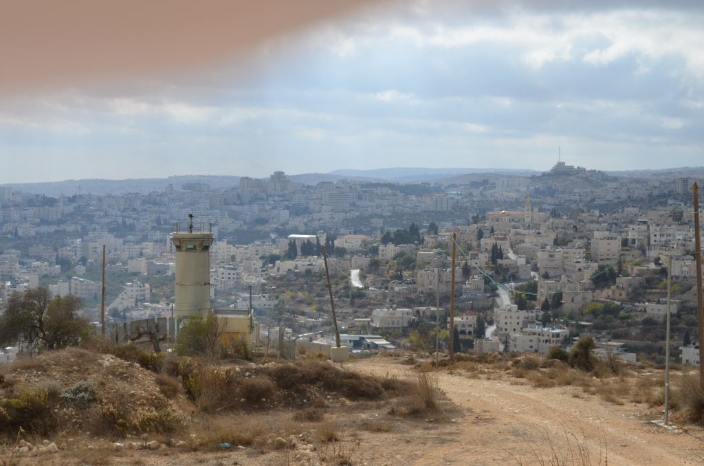 Wachposten über Bethlehem
