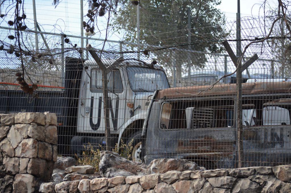 UN-Präsenz in Israel
