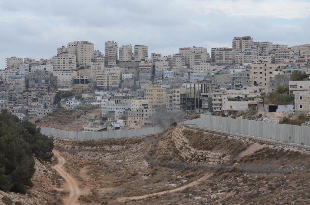 Flüchtlingslager Shuafat