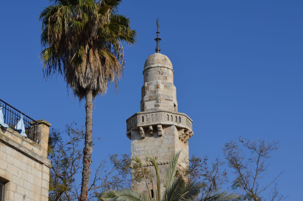Ein Minarette