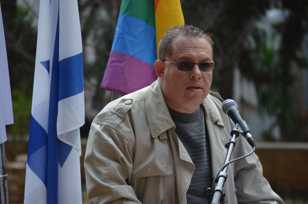 Der Initiator Eran Lev