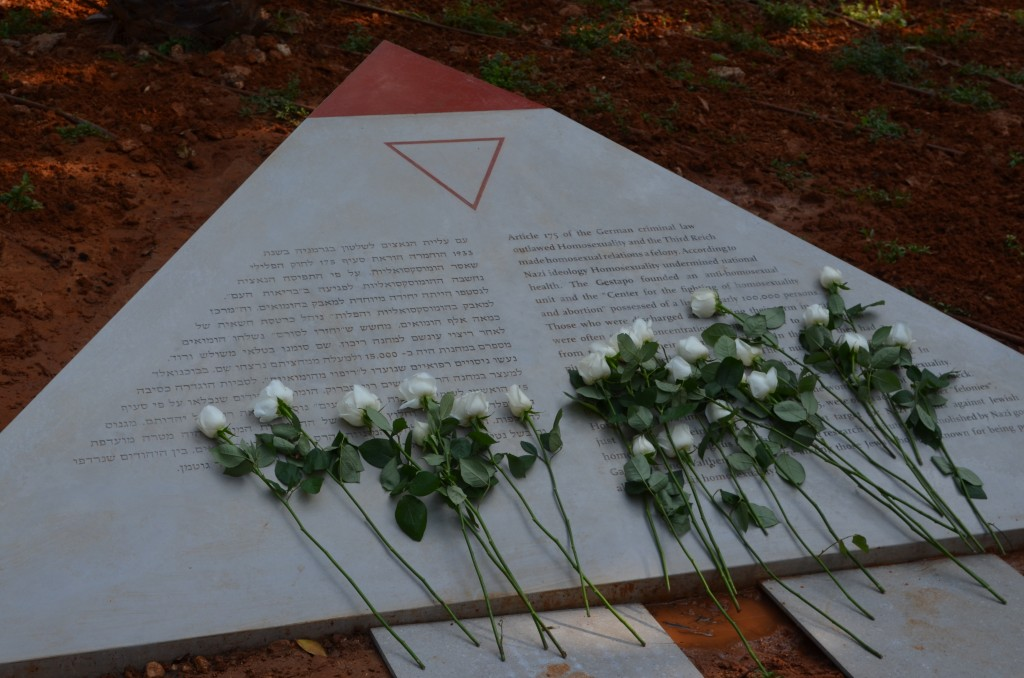 Im Gedenken an die Opfer