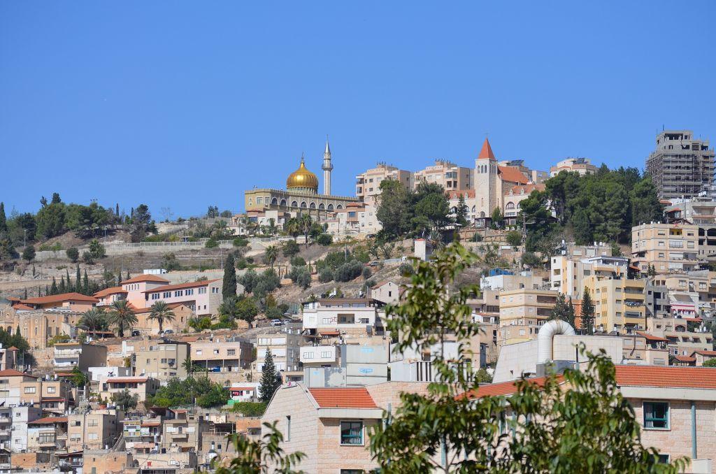 Nazareth: Die heimliche arabische Hauptstadt Israels