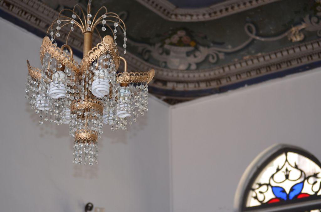 Ein altes arabisches Haus in Nazareth