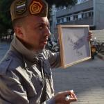 Hebräischkurs in Tel Aviv: Von den Häuserwänden lernen