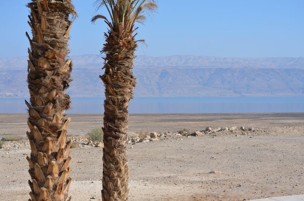 Nicht mehr lange und wir sind am Toten Meer